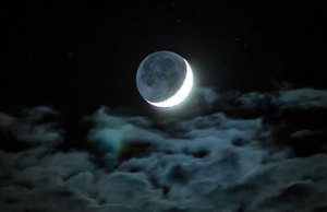 MM earthshine
