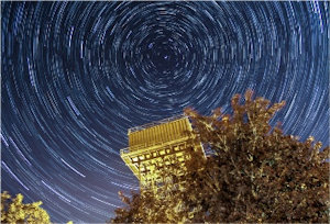 MM star trails